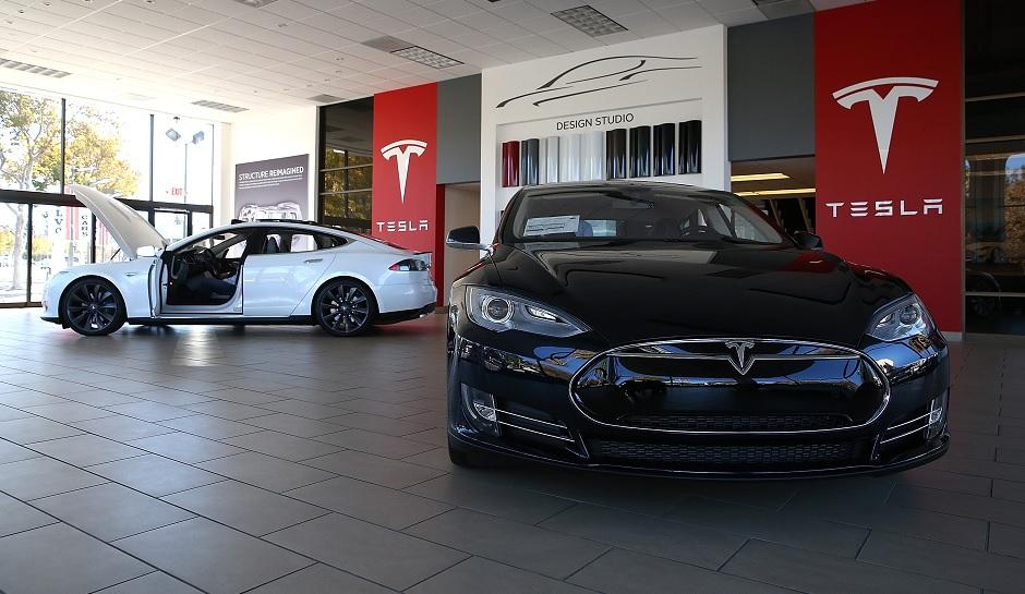 Продажи Tesla в Российской Федерации увеличились наполовину