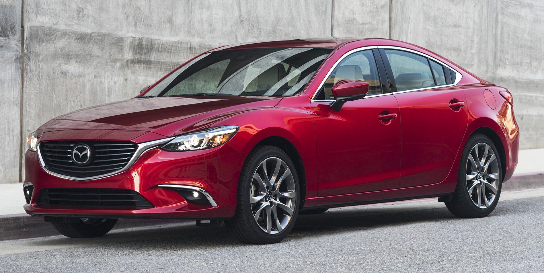 Mazda 6 может оказаться лучшим седаном этого года