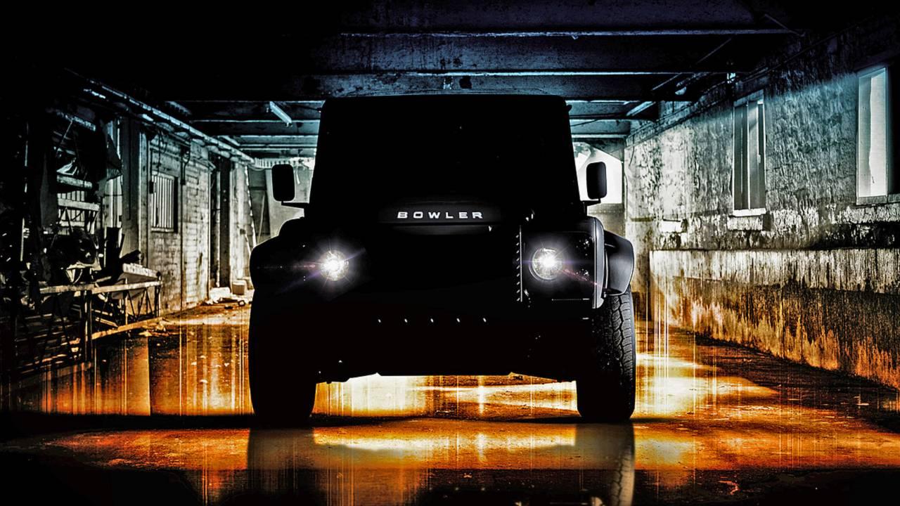 Компания Bowler выпустит особую версию Ленд-Ровер Defender