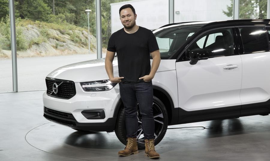 Tesla наняла бывшего дизайнера компании Volvo