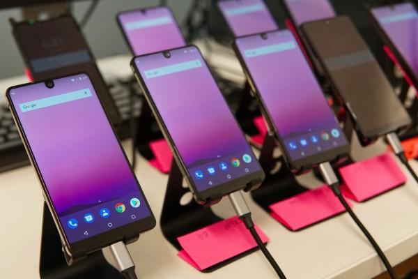 На следующей неделе станет известна дата выхода Essential Phone
