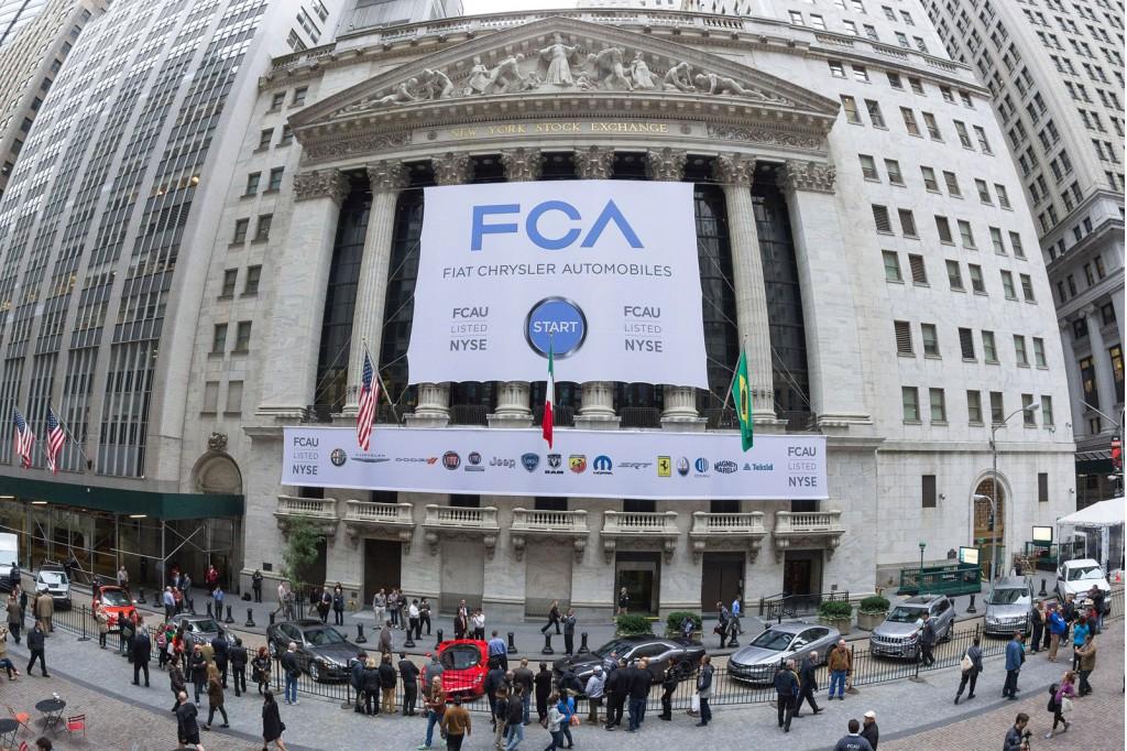 Автомобильный концерн FIAT-Chrysler могут приобрести китайские компании