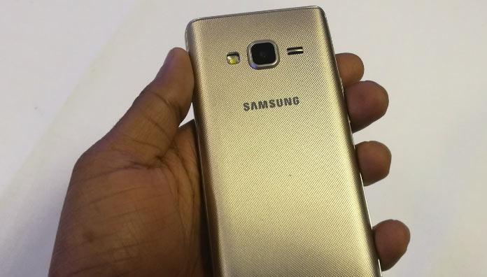 Линейка бюджетных смартфонов Samsung пополнилась новой моделью