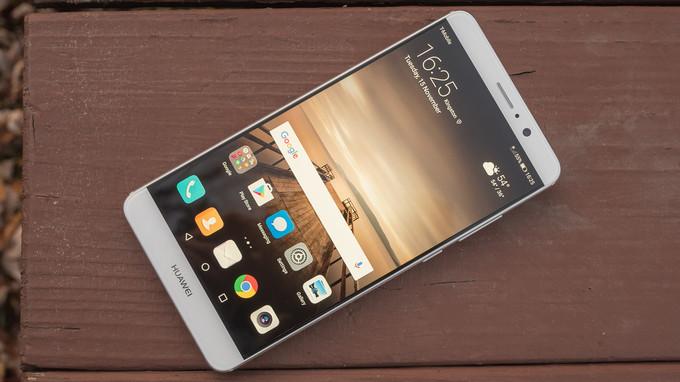 Появились изображения телефона Huawei Mate 10, который будет стоить неменее $1000