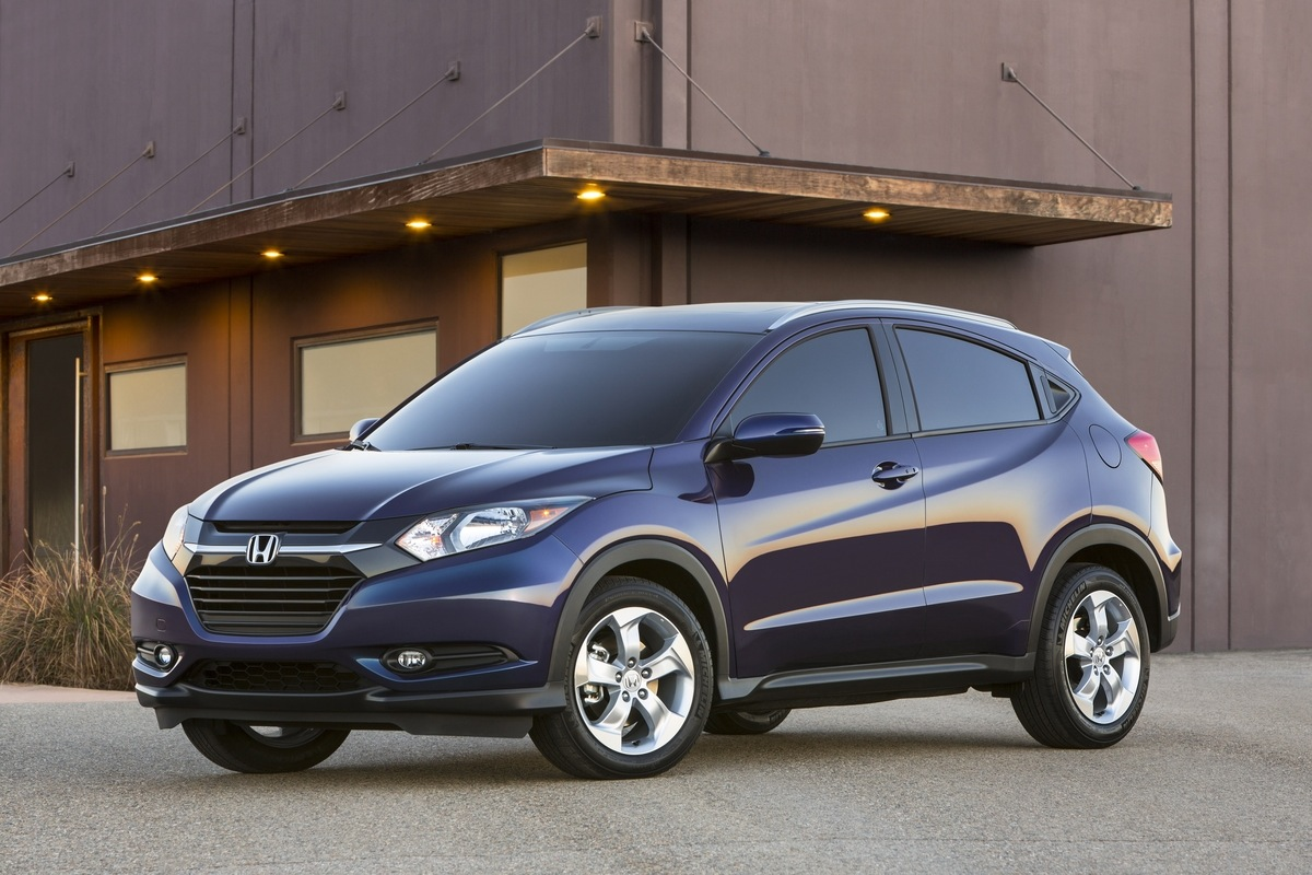 Продажи рейсталингового Хонда HR-V начнутся всентябре