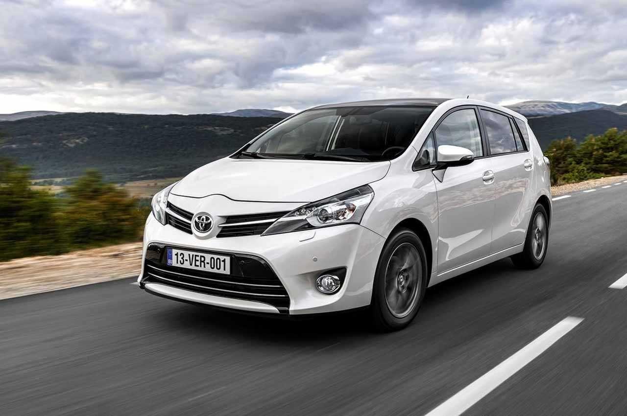 Тоёта прекратит продажи минивэна Тойота Verso вевропейских странах