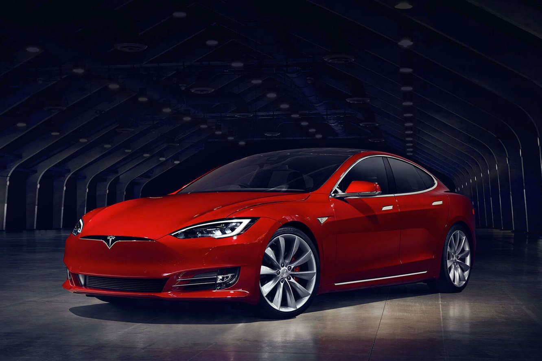 В милиции Люксембурга будут нести службу электрокары Tesla Model S
