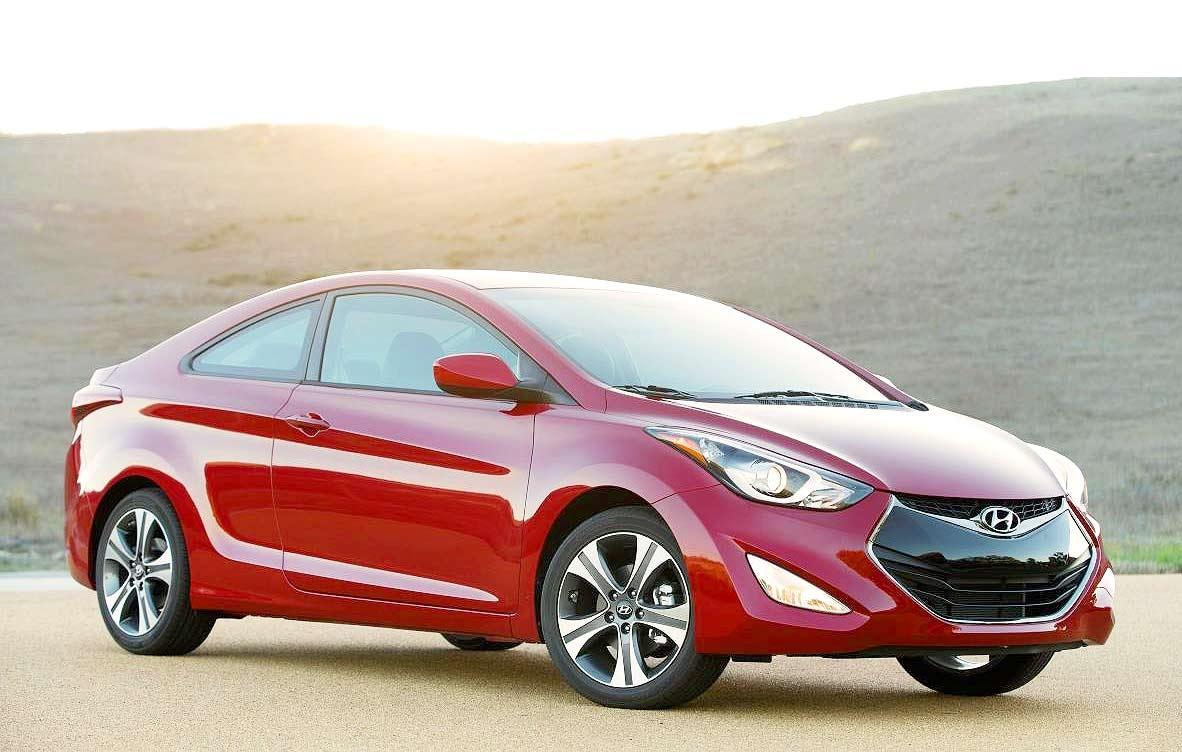 В США презентовали обновленный Hyundai Elantra