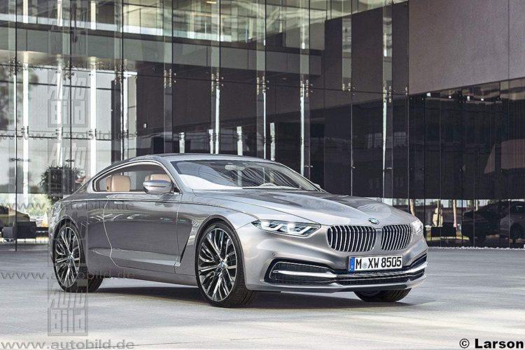 Компания BMW может создать купе 9-Series