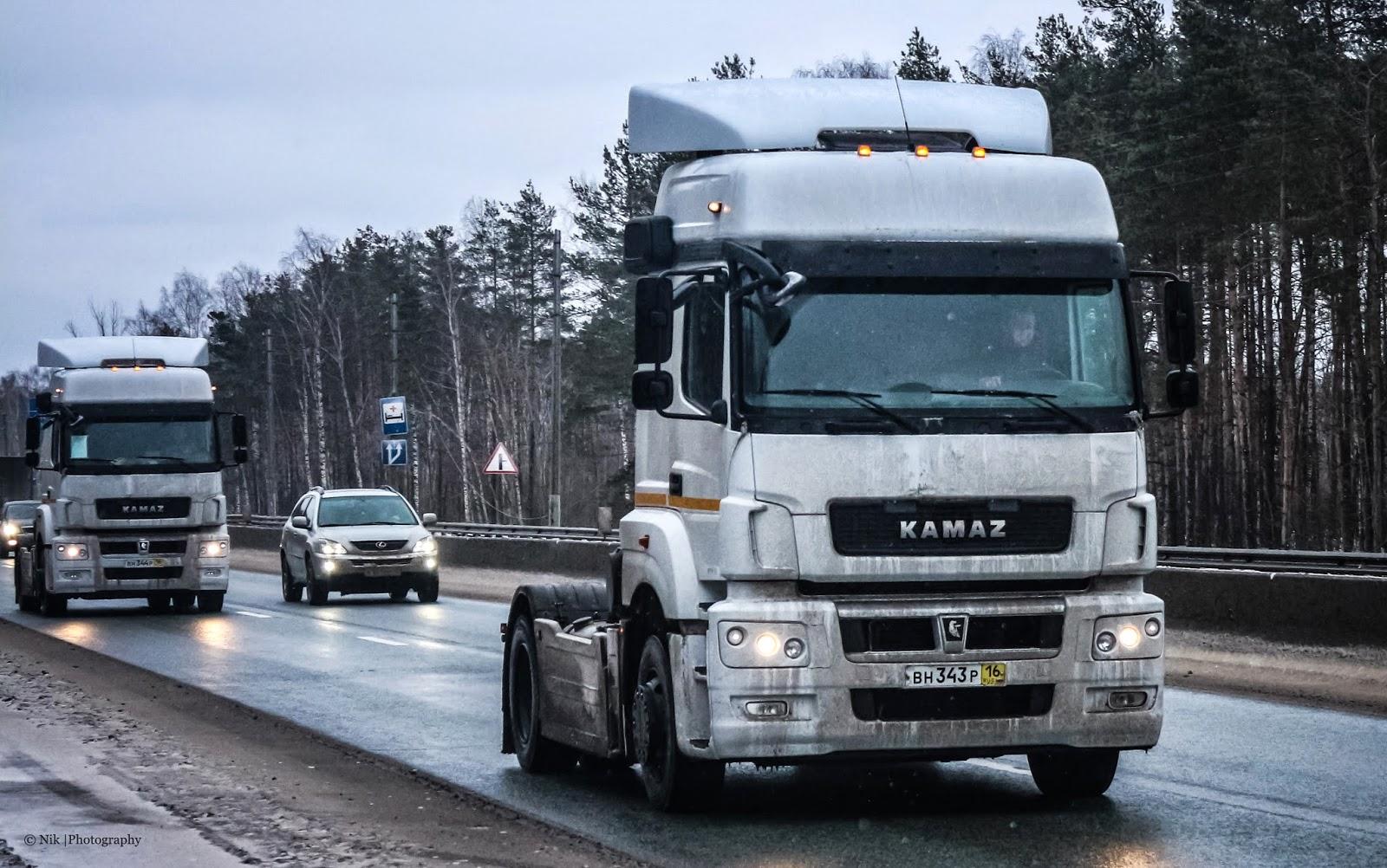 В Российской Федерации увеличился рынок новых грузовых авто