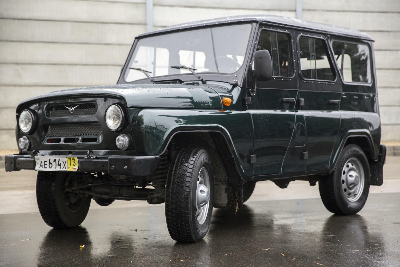 В Казахстане начали собирать автомобили УАЗ