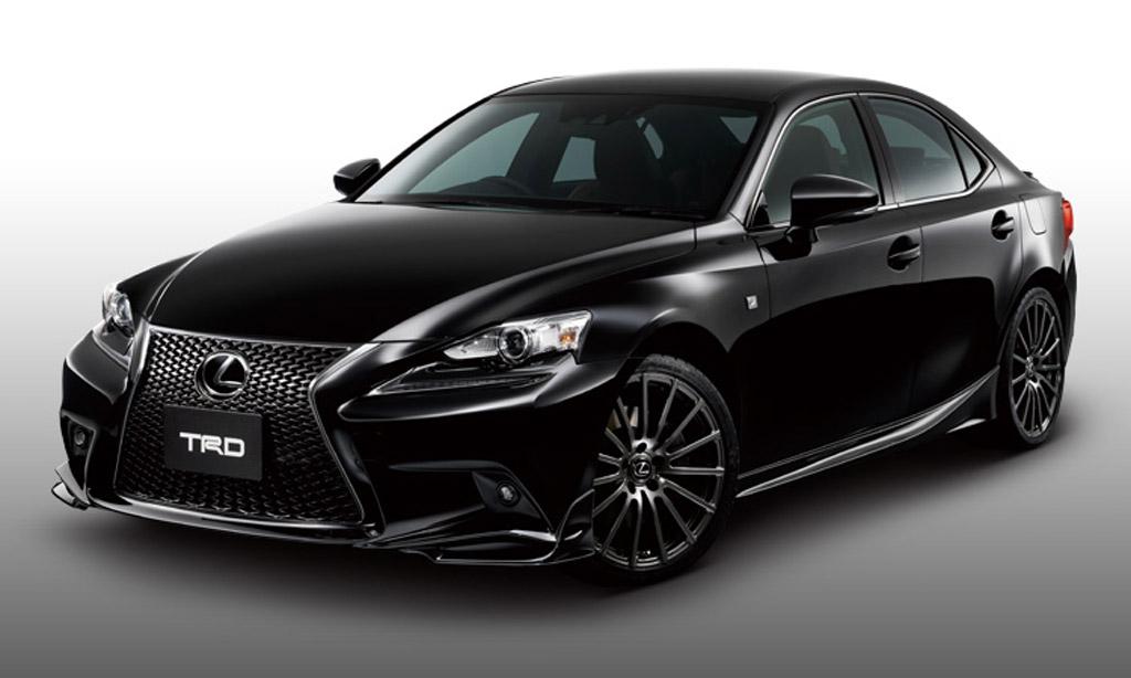 «Лексус» уже реализовал 1 млн авто LexusIS