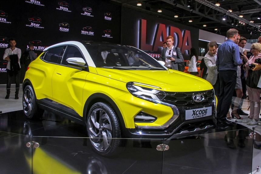 АвтоВАЗ решил не ставить на конвейер новую Lada XCode