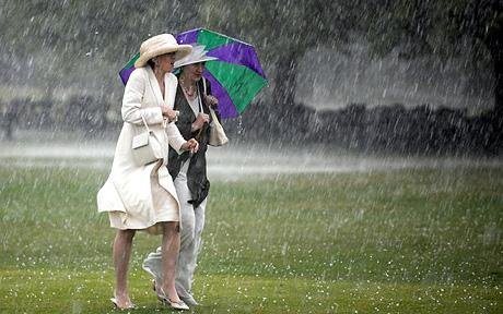 Раскрыт секрет «эпидемии» дождливых летних сезонов вевропейских странах
