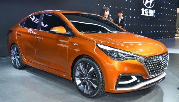 В 2017 году на конвейер встанет новый Hyundai Solaris II