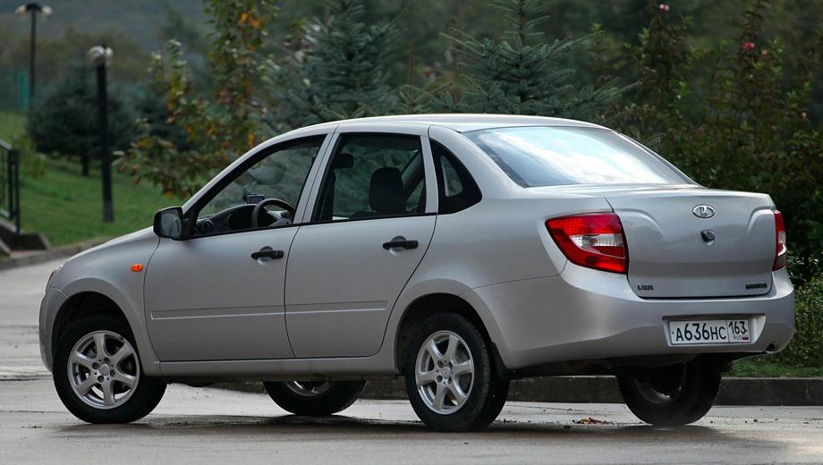 «АвтоВАЗ» понизит цены на Лада Granta в2016-м году