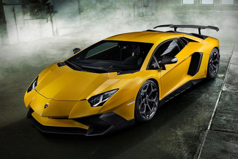 Lamborghini удвоит объем производства к 2020-ому году