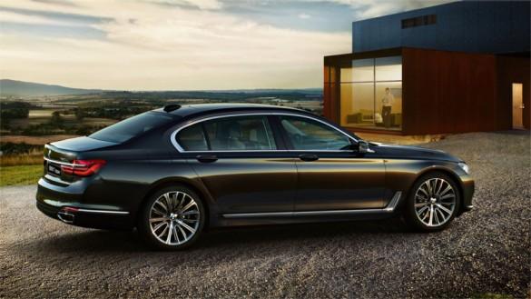 Ближе к 2019 году BMW выпустит купе 7-Series