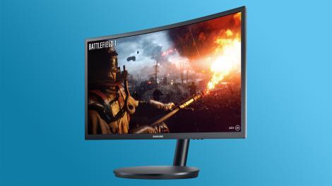 Самсунг разрабатывает самый изогнутый игровой монитор вмире
