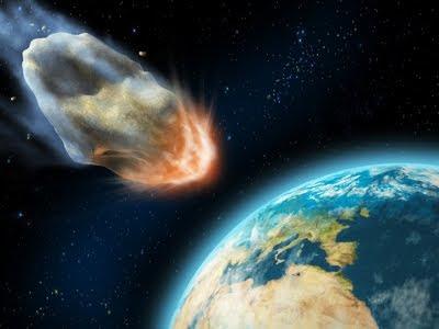 Земля едва избежала столкновения састероидом размером сМГУ