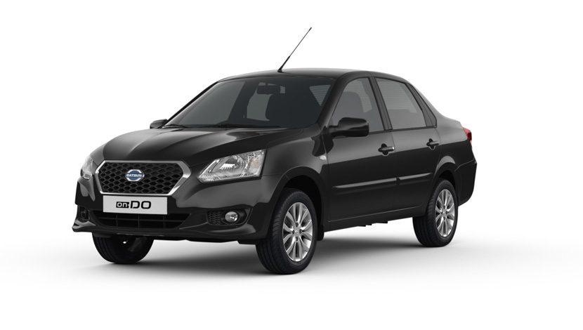 Седан Datsun on-DO теперь будет с автоматической КПП