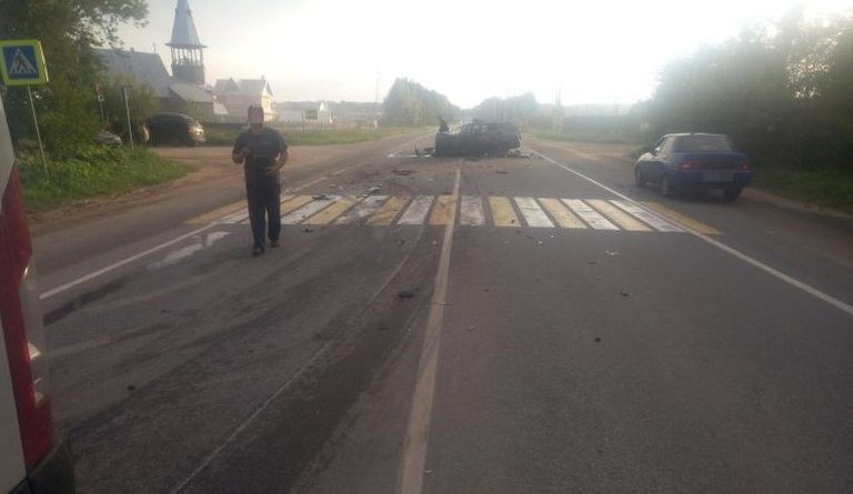 ВДТП под Тверью пострадали шофёр ипассажир ВАЗа
