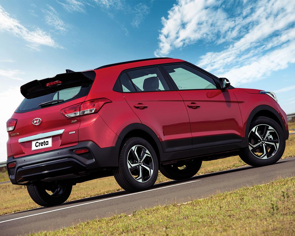 Обновленный Hyundai Creta пользуется ажиотажным спросом