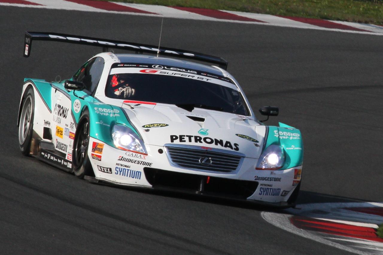 Лексус презентовал гоночный автомобиль для участия вSuperGT в следующем 2017-ом году