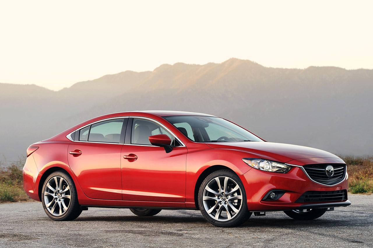 Mazda6 поступит в Россию в конце осени