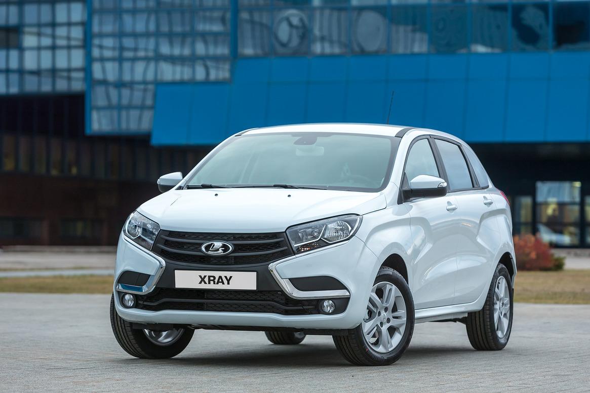 Продажи Лада XRAY бьют все рекорды: «АвтоВАЗ» увеличивает производство