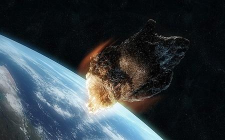 СЗемлей разминулся немалый астероид