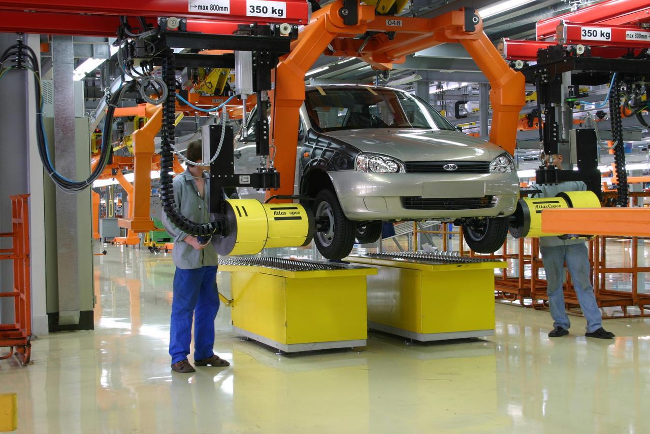 «АвтоВАЗом» были увеличены продажи нарынке Российской Федерации нацелых 3,6%