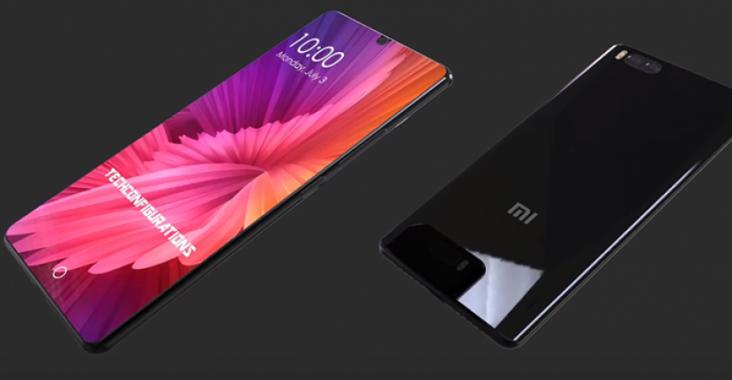 Китайцы показали молодёжную версию Xiaomi Mi8