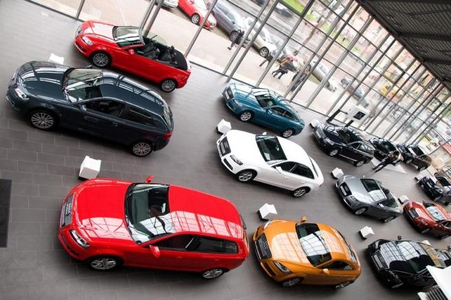 Рынок автомобилей Российской Федерации летом стал 3-м вевропейских странах посвоему объёму