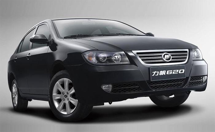 Популярность китайских авто в Российской Федерации падает