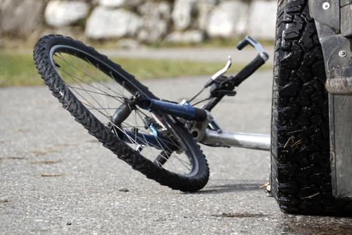 ВВеликом Новгороде иностранная машина сделала наезд напожилого велосипедиста