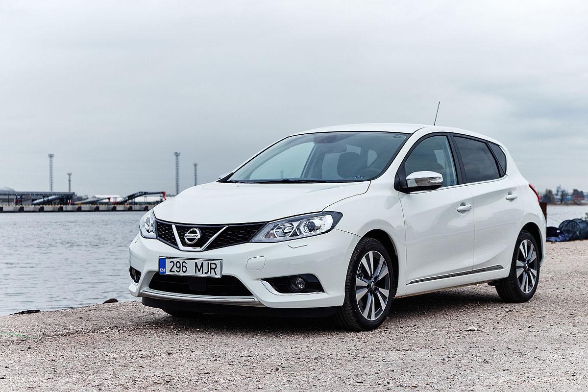 Хетчбэк Nissan Pulsar ушел с европейского рынка