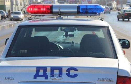 Возникла видеозапись того, как полицейский сбивает велосипедистку напешеходном переходе вВоронеже