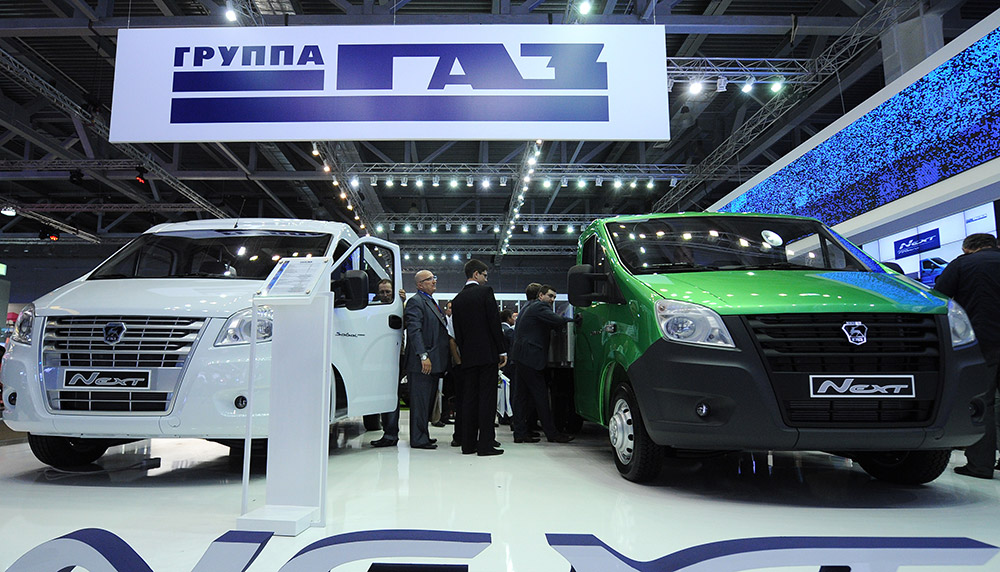 «Группа ГАЗ» приступит кразработке собственного беспилотного авто