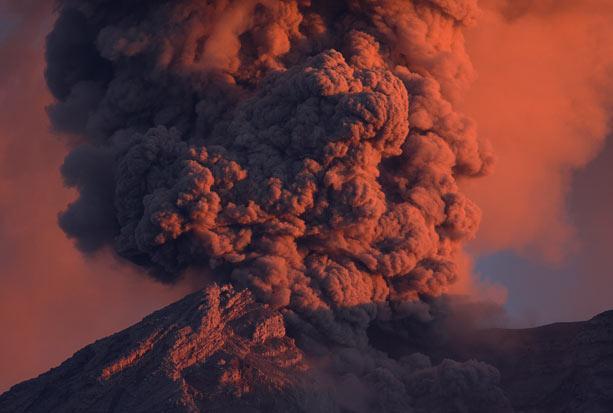 Скорое извержение вулкана вЯпонии погубит «Помпеи Востока»— Ученые