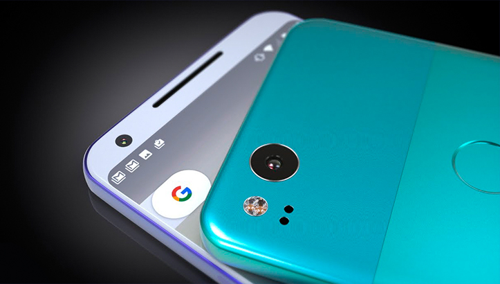 Стала известна дата выхода Google Pixel 2 и Pixel 2 XL
