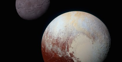 Ученые раскрыли тайну красного пятна наспутнике Плутона