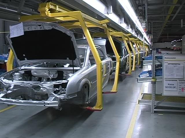 Выпуск легковых авто вянваре-августе вРФ вырос на17%