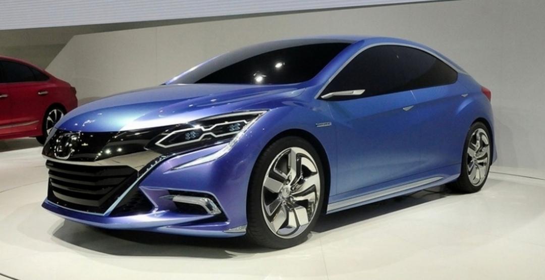 Хонда показала свою новейшую модель— Gienia