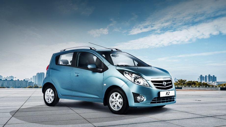 Узбекский автомобиль Ravon R2 будет дороже в Российской Федерации