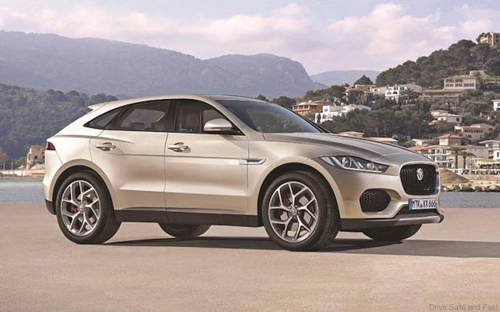 В следующем году Jaguar Land Rover привезет в Россию три новинки