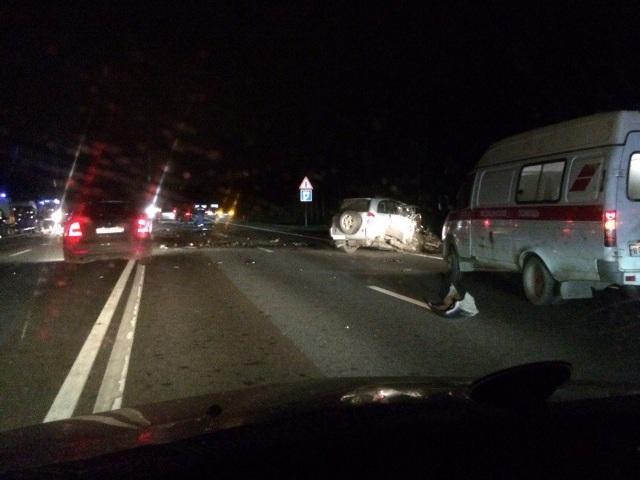 Беременная женщина погибла в трагедии наМосковском шоссе— свидетели