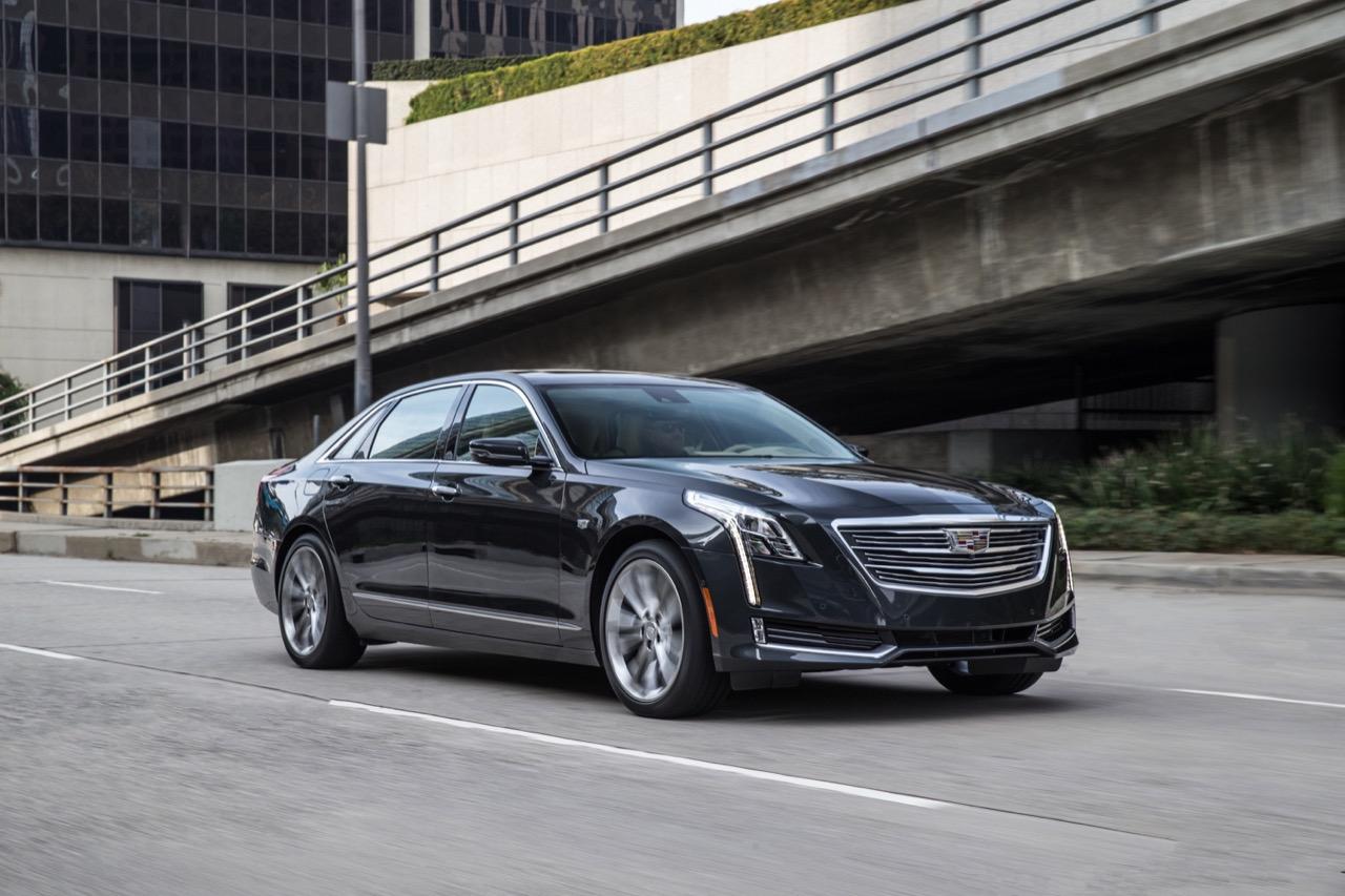 Флагманский седан Cadillac появится на российском рынке