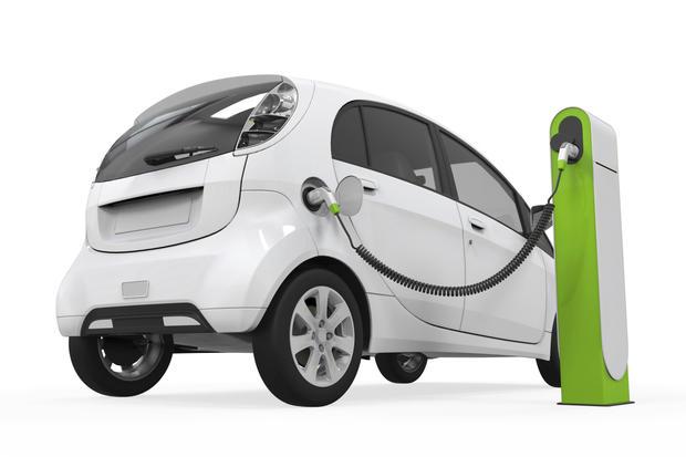 ВКраснодаре откроют 30 зарядных станций для электромобилей
