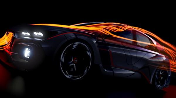 Хёндай представит напарижском моторшоу концепт-кар спорткара